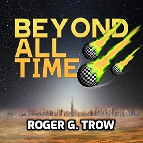 Beyond All Time audiobook cover art