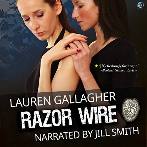 Razor Wire audiobook cover art