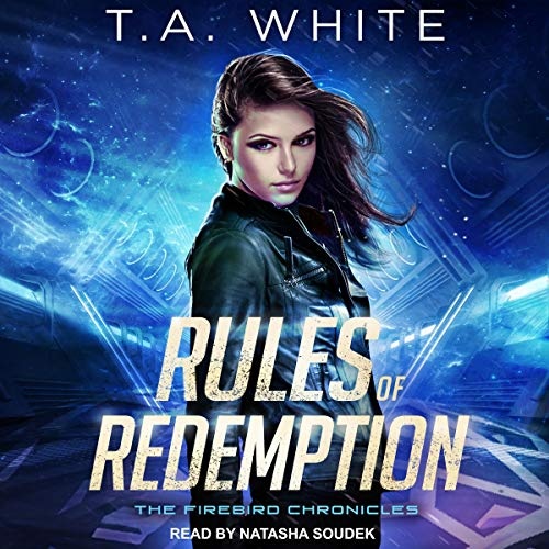 Rules of Redemption audiobook cover art