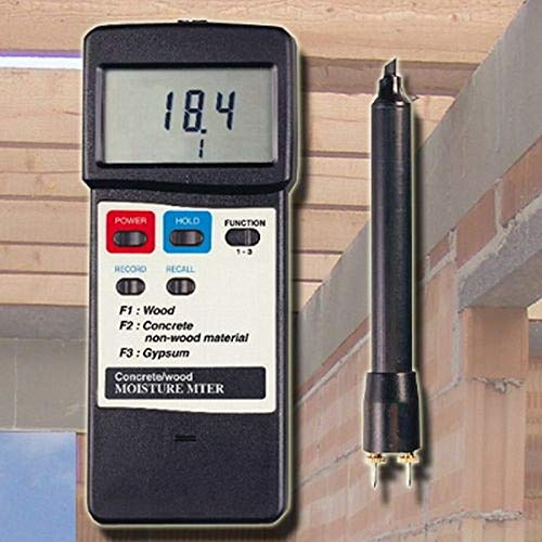 Byggfuktare fuktmättare trä betong struts tegelgips putz MS-7002 F10