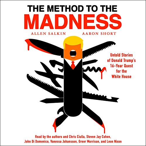 The Method to the Madness  By  cover art