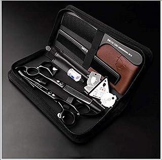 Professional Hairdressing Scissors, Retro Barber Scissors Luxury Hair Scissors, 6 Inch Professional Japanese Scissors, Pur...