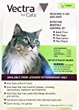 Vectra for Cats Over 9lbs 3 Doses Green