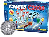 Thames & Kosmos Chem C2000 (V 2.0) Chemistry Set with 250 Experiments and 128 Page Lab Manual, Student Laboratory Quality Instruments & Chemicals
