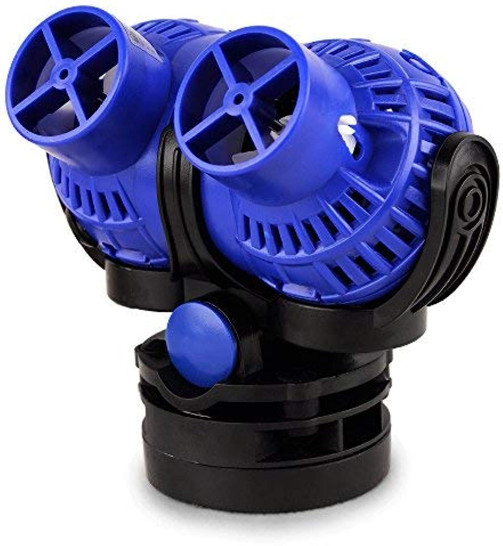 FREESEA Aquarium Wave Maker Power Head Circulation Pump con base di aspirazione magnetica per 20100 Gallon Fish Tank