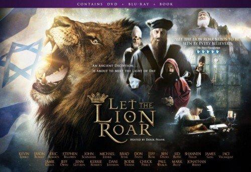 Let the Lion Roar Hosted by Derek Frank