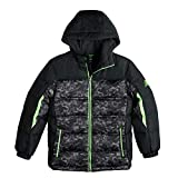 ZeroXposur Boys Puffer Jacket, Lightweight Quilted Boys Jacket...