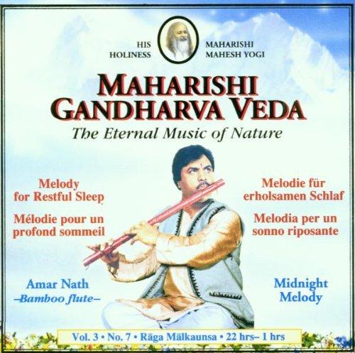 Maharishi Gandharva Veda, Vol. 3, Nr. 7: Melodie für erholsamen Schlaf - 22-1 Uhr