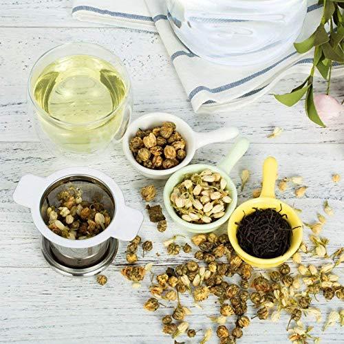 yangyu Filtros para té