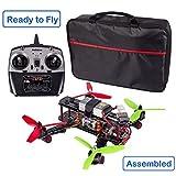 SunFounder 250 FPV Quadcopter Drone Frame Kit CC3D Controller EMAX ESC...