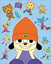 parappa the rapper anime dvd