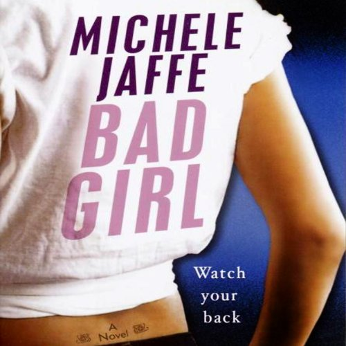 Bad Girl audiobook cover art