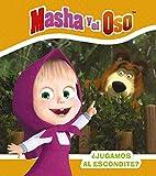 Masha y el Oso. ¿Jugamos al escondite? (Hachette Infantil - Masha Y El Oso - Cuentos)