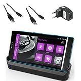 Xubix USB Dock für Sony Xperia S LT26i