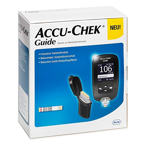 Accu Check Guide Set mmol/l, 1 St