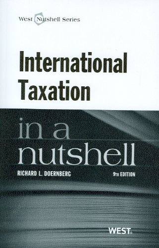 International Taxation in a Nutshell (Nutshells)