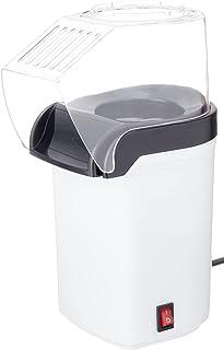 Black Bear Popcorn Maker, 1200 Watt - Black and White