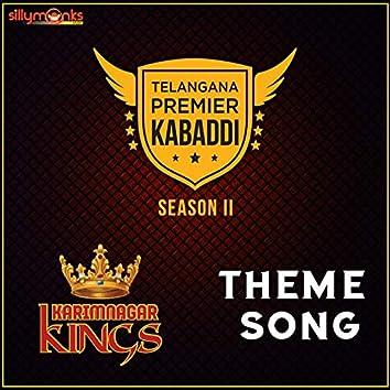 Karimnagar Kings (Theme Song)