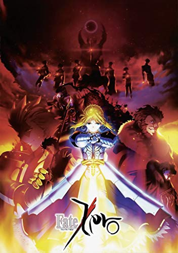 Fate/Zero Series Anime Japanese Novel Poster 24in x 36in