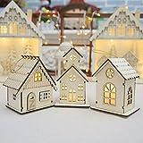 lunaanco Juguete Navidad Dormitorio Escritorio Decoración R