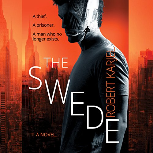 The Swede audiobook cover art