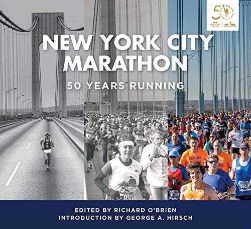 The New York City Marathon: Fifty Years Running