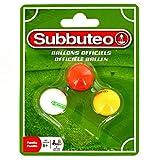 Megableu - 678303 - Jeu d'action et de Réflexe - Subbuteo - Boite  Ballons