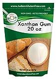 Judee's Xanthan Gum 20 oz - Non GMO, Keto Friendly, Gluten & Nut Free Dedicated Facility. Low Carb...