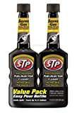 STP 78577 Bottles Super Concentrated Fuel Injector Cleaner (5.25 fl. oz.) (2...