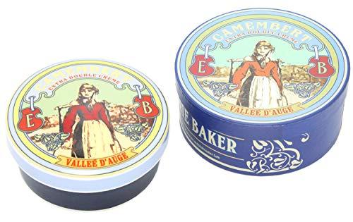 Cuiseur en céramique pour brie et camembert - Style vintage français