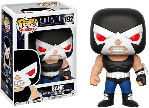 Batman Animated Funko Pop Figura de Vinilo Bane, Multicolor 13644