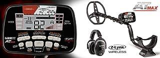 Garrett at Max Metal Detector with Z-Lynk Wireless Headphone Plus Accessories