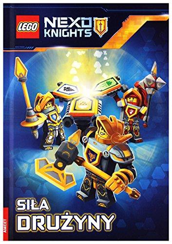 LEGO Nexo Knights SiĹa druĹzyny [KSIÄĹťKA]
