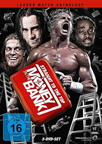 WWE - Straight to the Top: The Money in the Bank Ladder Anthology [3 DVDs]