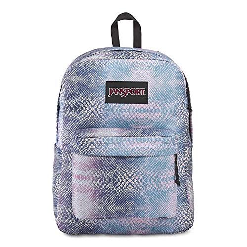 JanSport Ashbury 15 Inch Laptop Backpack - Comfortable School Pack, Prisma Python