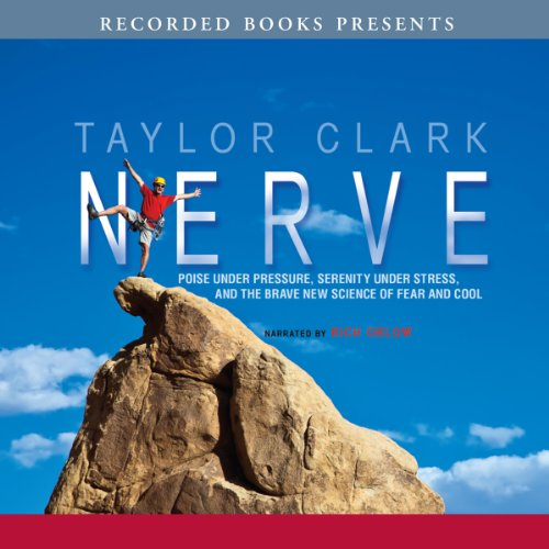 Nerve audiobook cover art