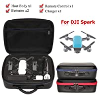 Portable Large Capacity Waterproof Carrying case for DJI Spark Quadcopter Drone Bags Backpack
