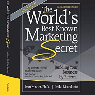 The World's Best Known Marketing Secret cover art