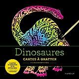Livres à gratter - Dinosaures