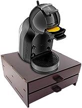 Porta Capsula Café Dolce Gusto Preto 32 Capsula Reforçado