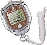 HSJ Cronómetro, Temporizador, Reloj de Metal electrónico...