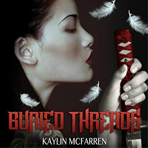 Buried Threads audiobook cover art