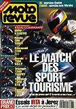 MOTO REVUE [No 3077] du 25/02/1993 - ESSAI COMPARATIF : BMW K 1100 RS. HONDA CBR 1000 F. KAWASAKI 1100 ZZR. SUZUKI 1100...