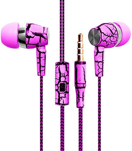 Top 10 Best nylon braided earbuds