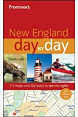 Frommer's New England Day by Day (Frommer's Day by Day - Full Size) Paperback