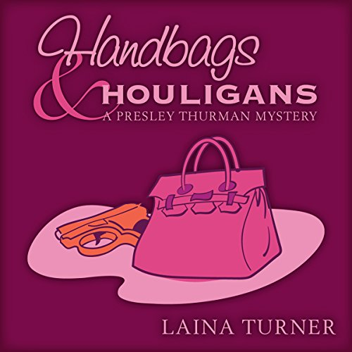 Handbags & Hooligans audiobook cover art