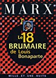 Le 18 Brumaire de Louis Bonaparte (La Petite Collection t. 182) - Format Kindle - 9782755503623 - 2,99 €