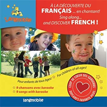Sing along and Discover French! Daycare's Favorite picks!