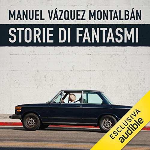 Storie di fantasmi audiobook cover art