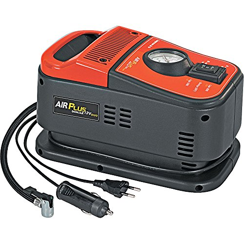 Motocompressor De Ar Air Plus 12v/127v Duo Schulz